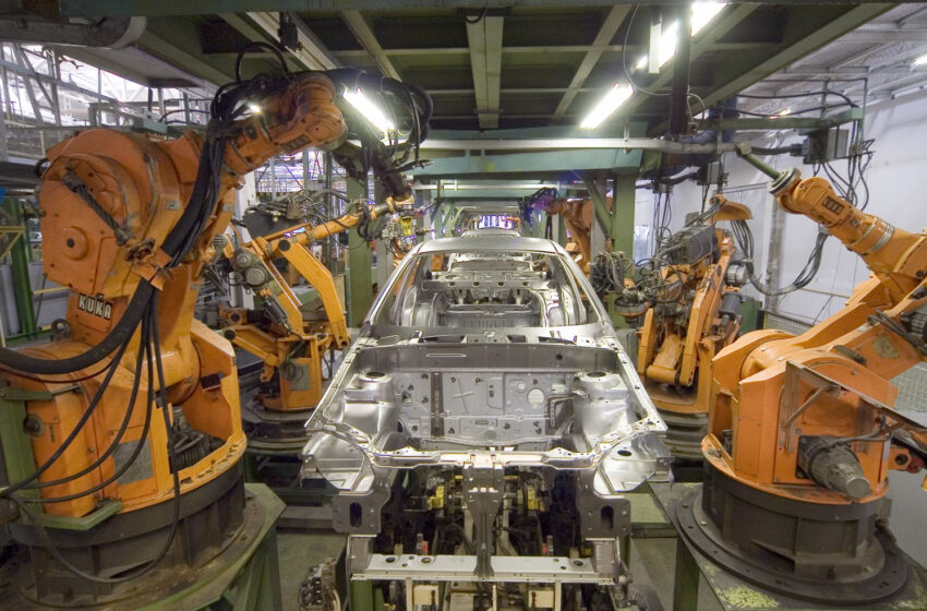 Industrial Robots and Robotic Systems – Learn how they function