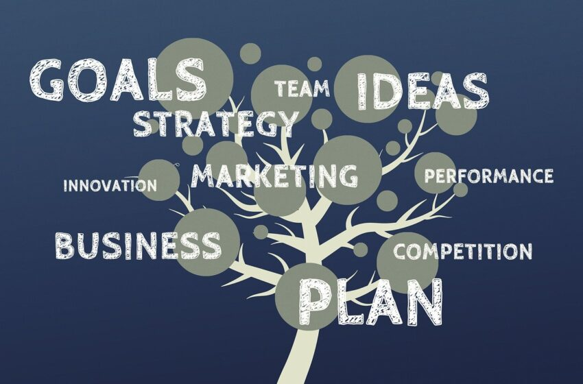Every successful online business starts with a business plan