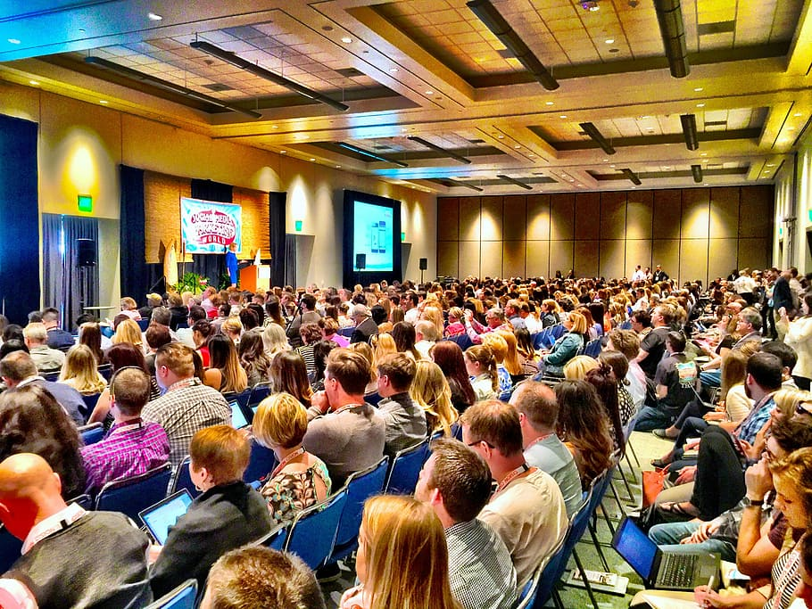 The cheapest and easiest way to find a conference center